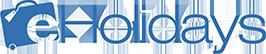 >eHolidays лого